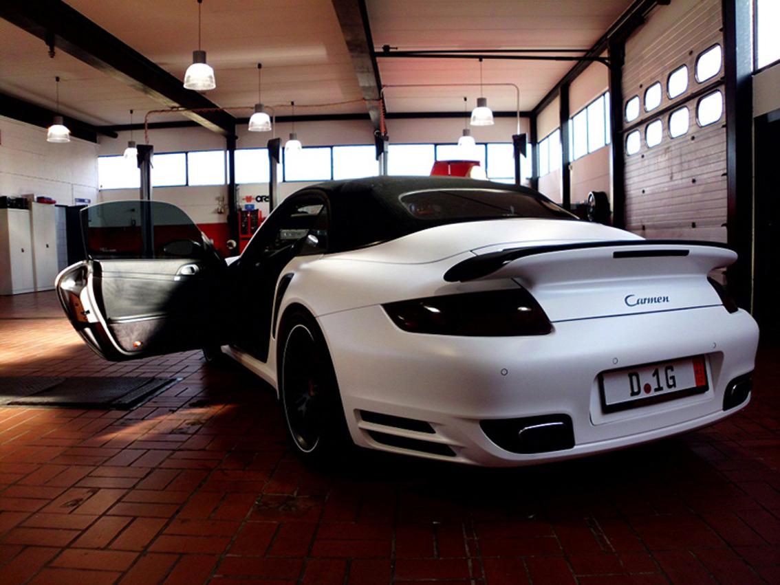 Porsche 996 Turbo >> Porsche
